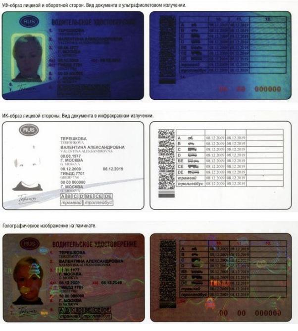 Как выглядят новые водительские права? Новые подкатегории, изменения в новых правах