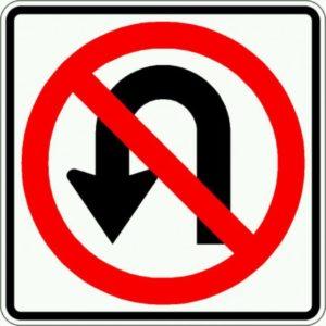 Правила разворота на перекрестке - чем руководствоваться и как действовать
