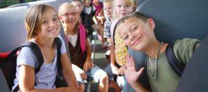Перевозка детей в автобусе: какой штраф за нарушения