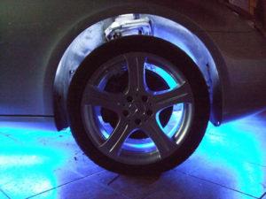 Можно ли установить подсветку днища автомобиля?