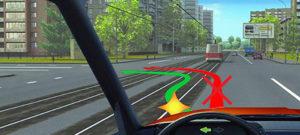 Движение и маневры по трамвайным путям - как развернуться, штраф за нарушение