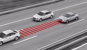 Дистанция и интервал между машинами: к чему приводит нарушение ПДД, штраф