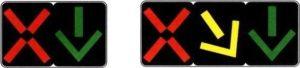 Организация реверсивного движения на дорогах: правила, штраф, знаки