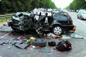 Дорожное происшествие с тяжкими последствиями - последствия, наказание