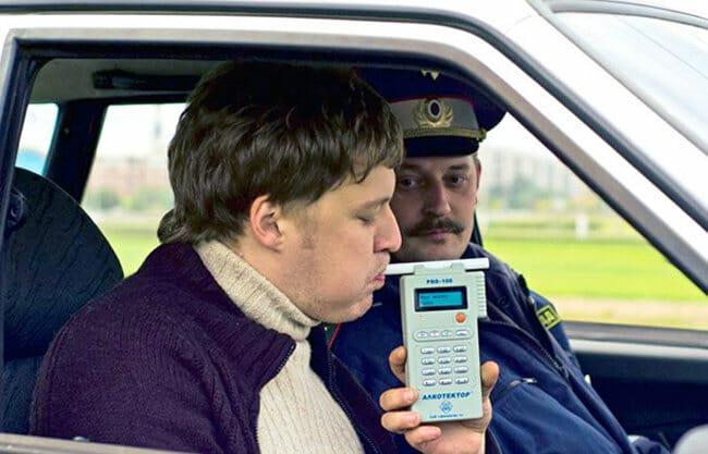 Освидетельствование на алкоголь водителя: порядок, штраф, процедура проведения