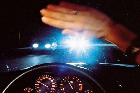 Ближний свет: правила использования, штраф, статья, как оспорить
