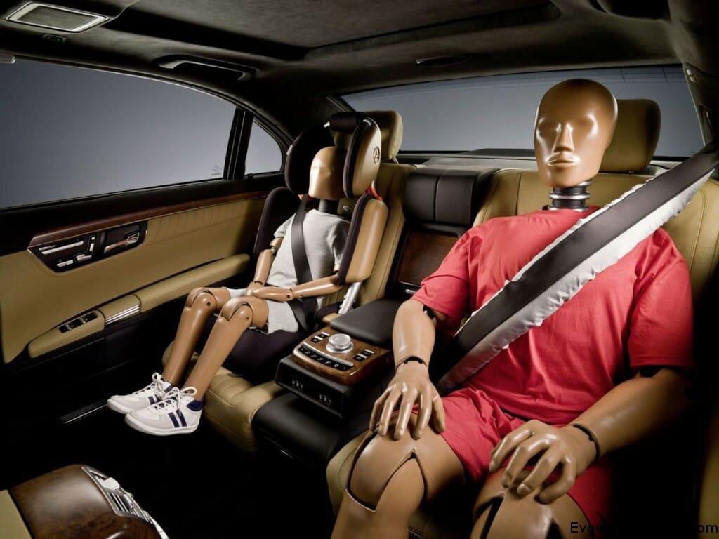 Штраф за не пристегнутый ремень безопасности в автомобиле