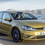 Volkswagen Golf снова в России